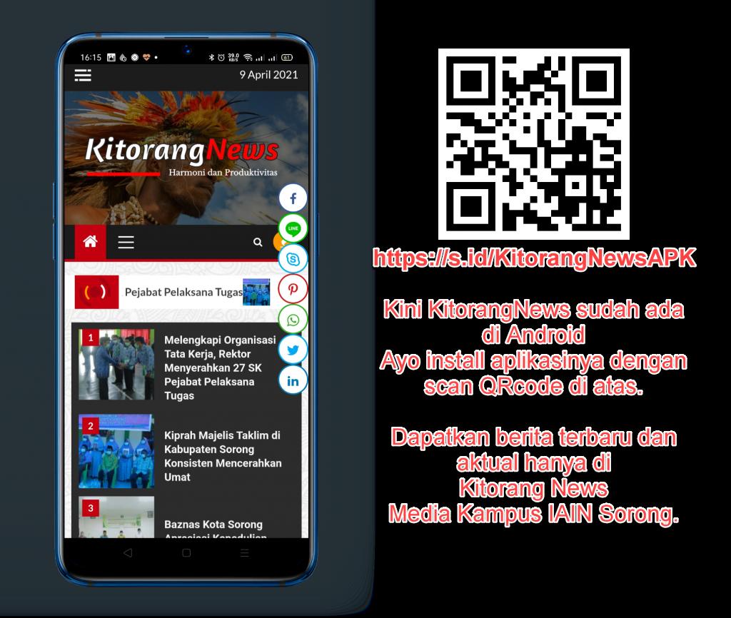 Kitorang News APK